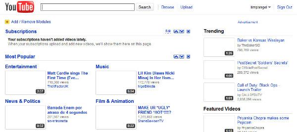 Youtube not working in Firefox 3.6 // Angel Ramboi // coder, gamer ...